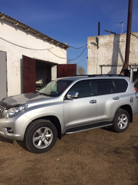 111933-TOYOTA LAND CRUISER PRADO, 2013 г.в г.н К078XX