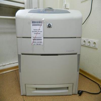 Принтер / HPI-Q3713A441 / HP Color LaserJet 5550